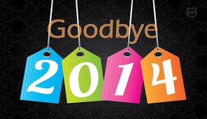 a 2014 goodbye