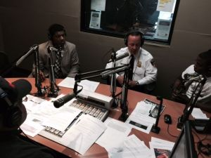 lyms police commissionor kevin davis