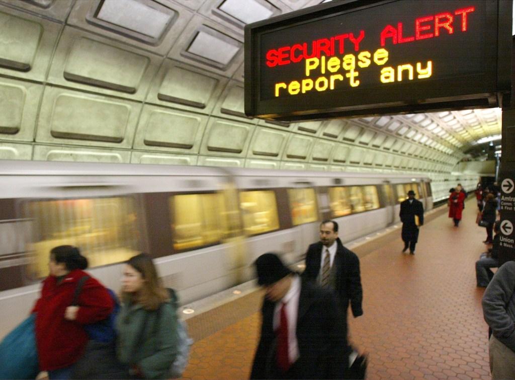 Terror Alert In Washington