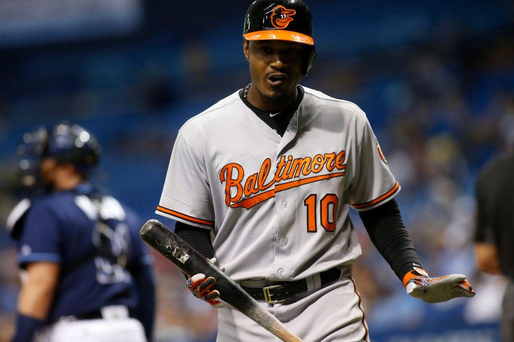 Adam Jones - Baltimore Orioles