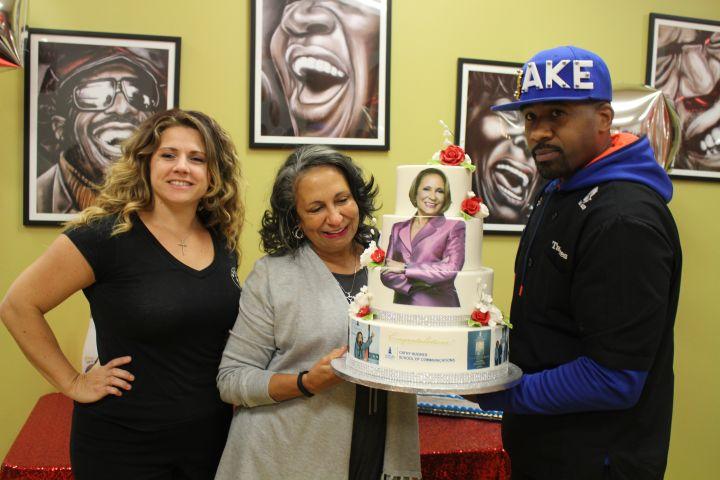 Radio One Celebrates Cathy Hughes Day 2016