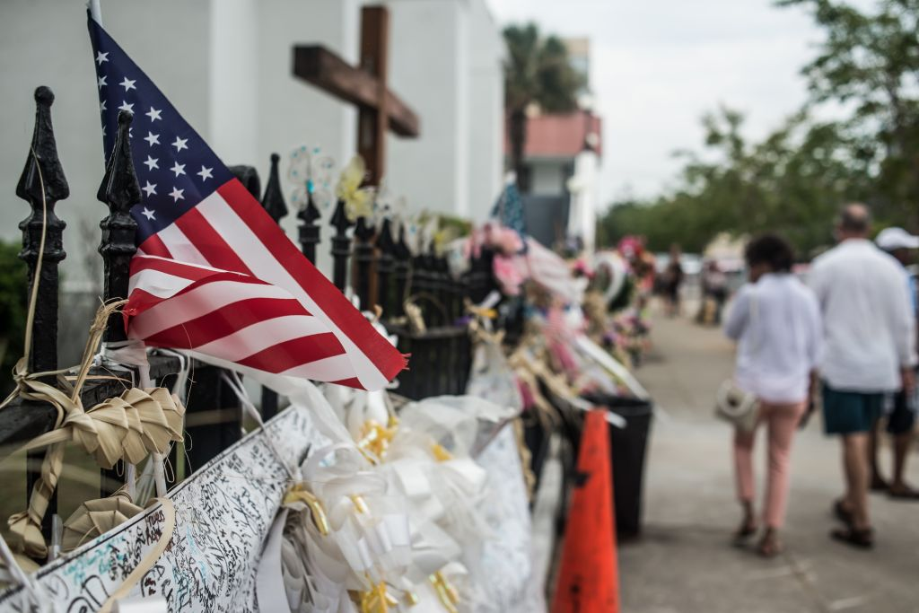Charleston Church Shooter Dylann Roof Arraigned On Federal Charges