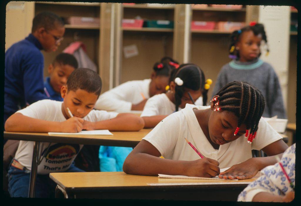 Corporate Community School Classroom