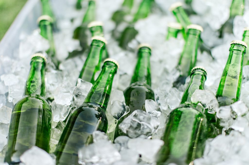 Beer and Ice