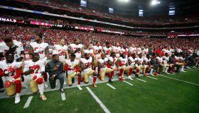 San Francisco 49ers v Arizona Cardinals