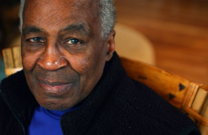 USA - Robert Guillaume at Home in Encino