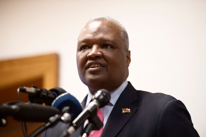 Montgomery County Executive endorses Prince George's County Executive Rushern L. Baker III for Governor of Maryland