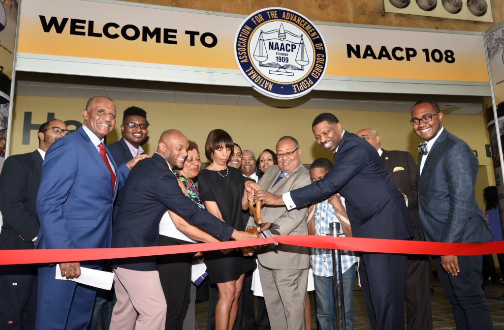 NAACP remains as relevant as ever, new interim leader says