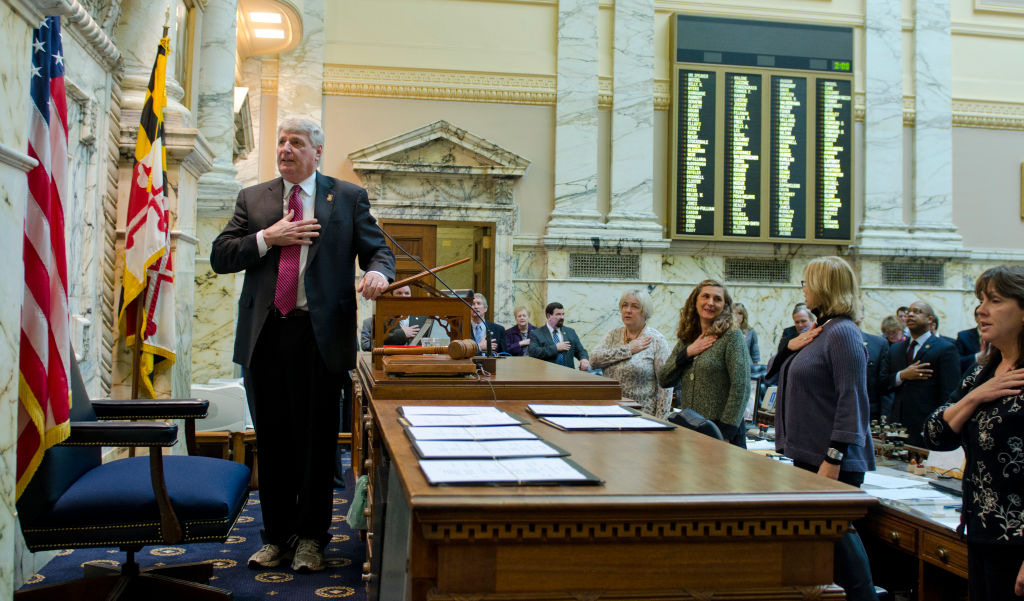 We profile the soon-to-be longest-serving Maryland House Speaker, Michael E. Busch, focused on the recent collapse of the same-sex marriage bill and his personal transformation on the issue.