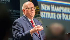 GOP MD Governor Larry Hogan Speaks In NH As He Mulls Presidential Run