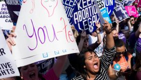 Texas Abortion Case in the Supreme Court
