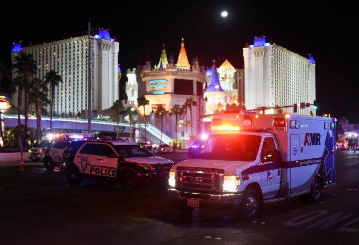 Mass Shooting At Mandalay Bay In Las Vegas (2017)