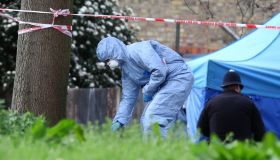 Woman's body found in shallow grave in Kew