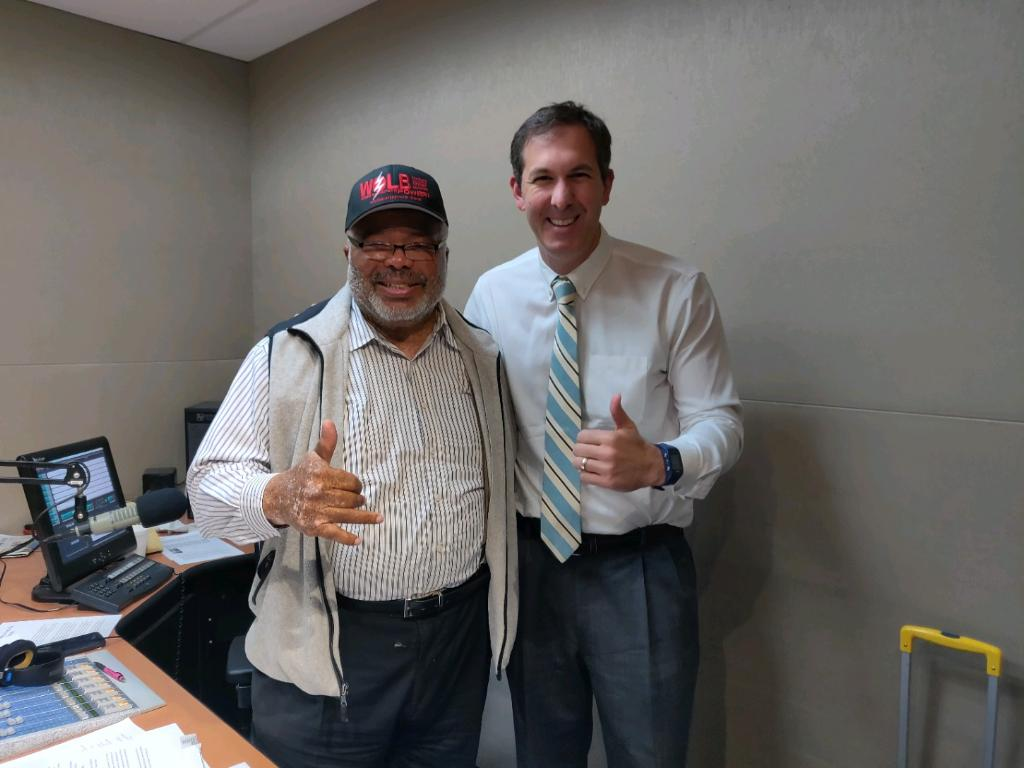 The Larry Young Morning Show Interviews Johnny O