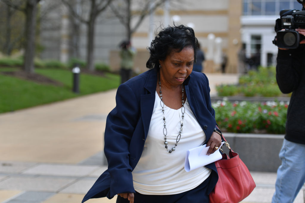 Former Maryland lawmaker Tawanna P. Gaines Pleads Guilty To Wire fraud .