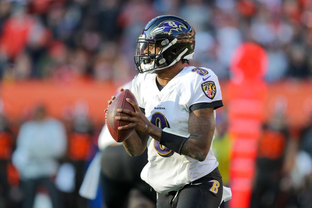 NFL: DEC 22 Ravens at Browns
