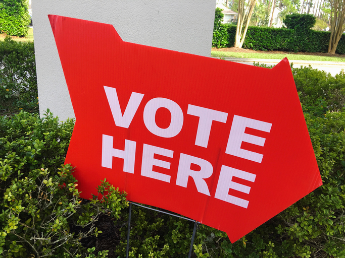 ELECTION DAY IN THE USA!