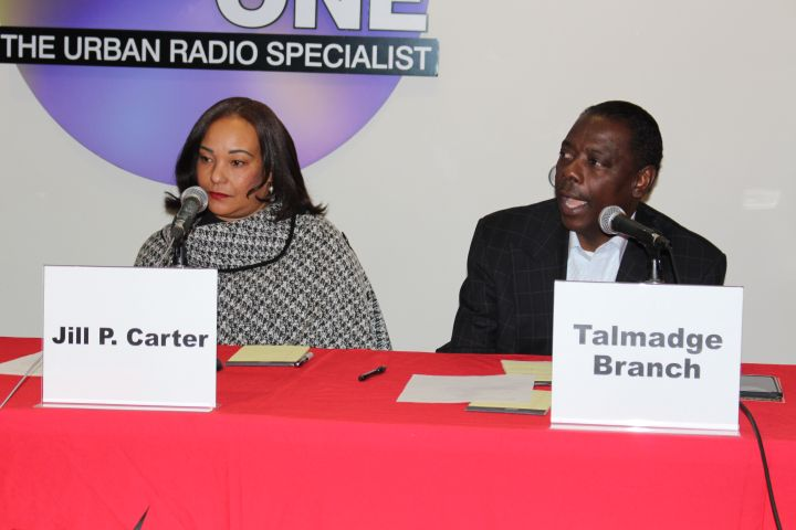 The Larry Young Morning Show 7th Congressional District Candidate Forum