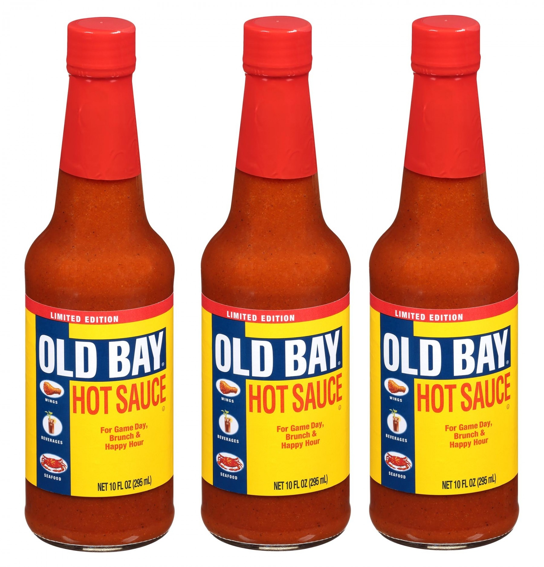 Old Bay Hot Sauce