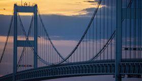 US-LIFESTYLE-CHESAPEAKE BAY-BRIDGE