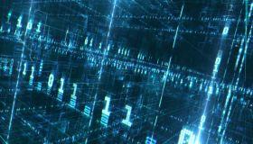 Digital binary data world