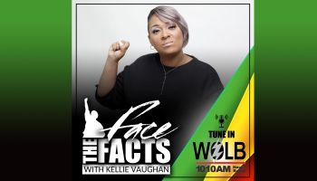 Face the Facts with Kellie Vaughn Podcast on WOLB Baltimore