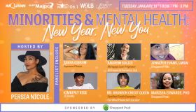Minorities and Mental Health: New Year, New You