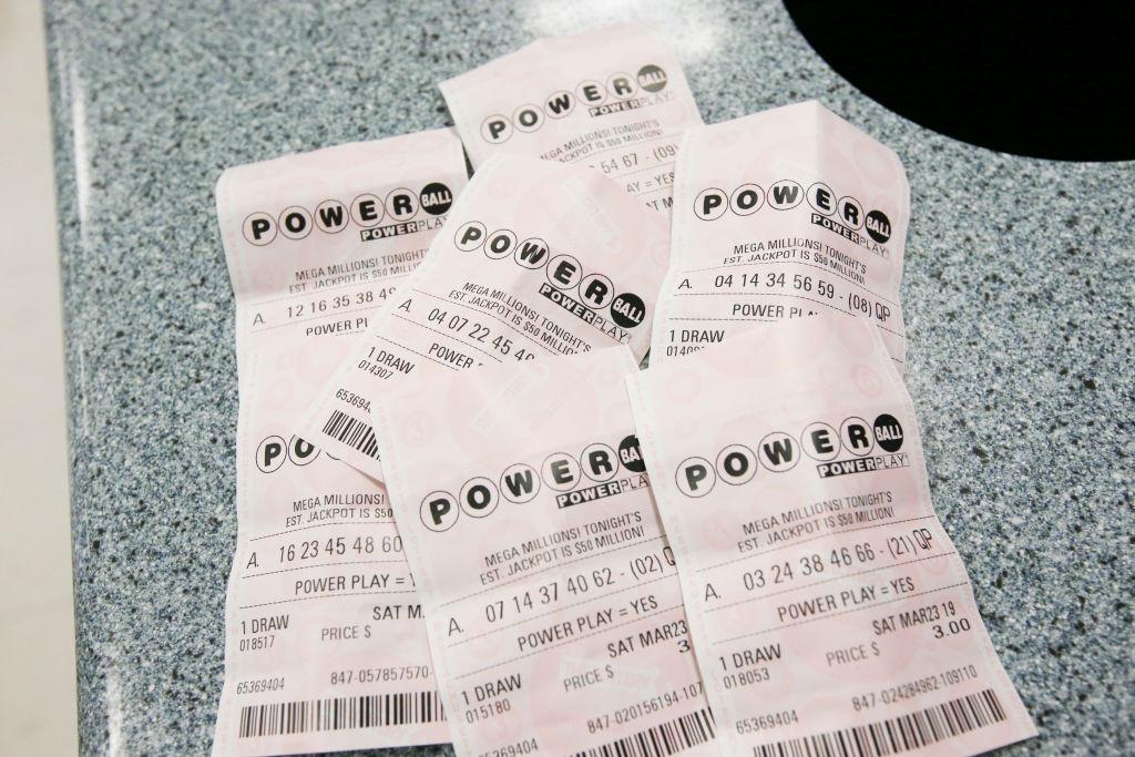 Powerball...