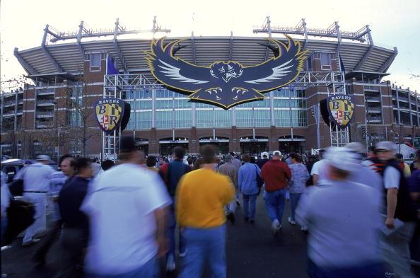 Stadium Extirior