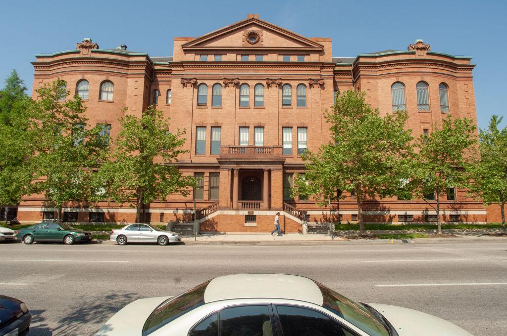 Johns Hopkins Education Building