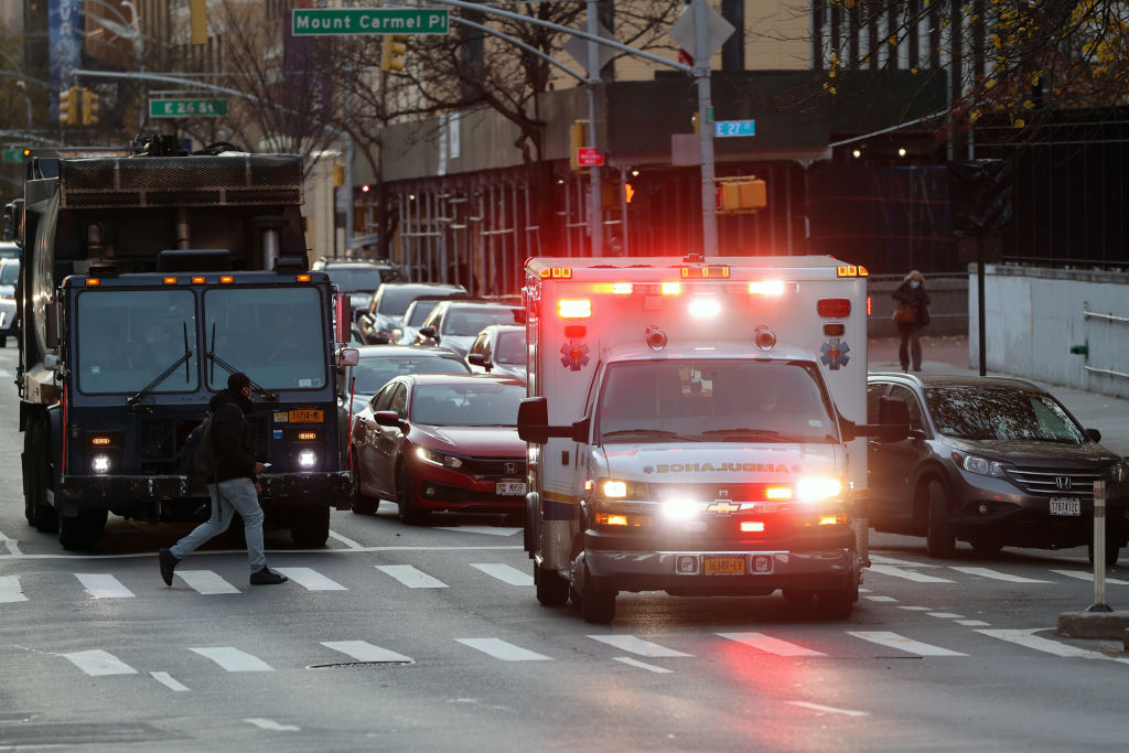 New York City Braces For Increase In COVID-19 Cases