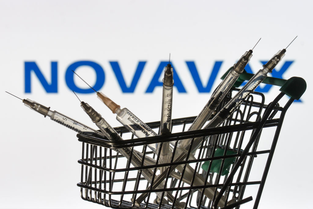 Covid-19 Vaccines Stock Pictures