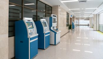 The ATM in the hospital